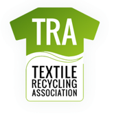 textile recycling association logo