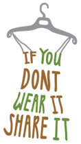 if you don't wear it share it logo