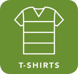 icon of t-shirt which is acceptable for recycling