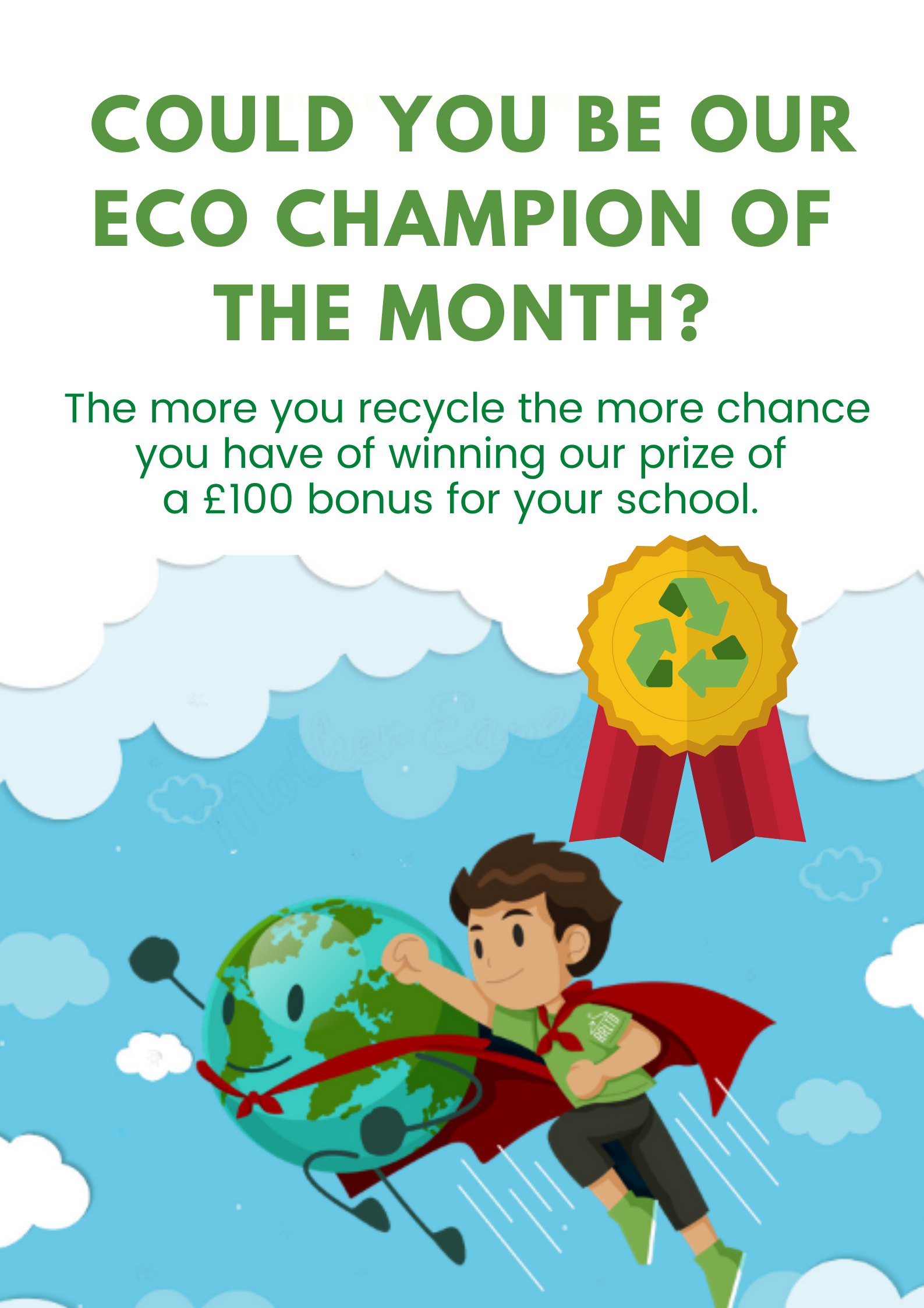 ECO CHAMPION OF THE MONTH